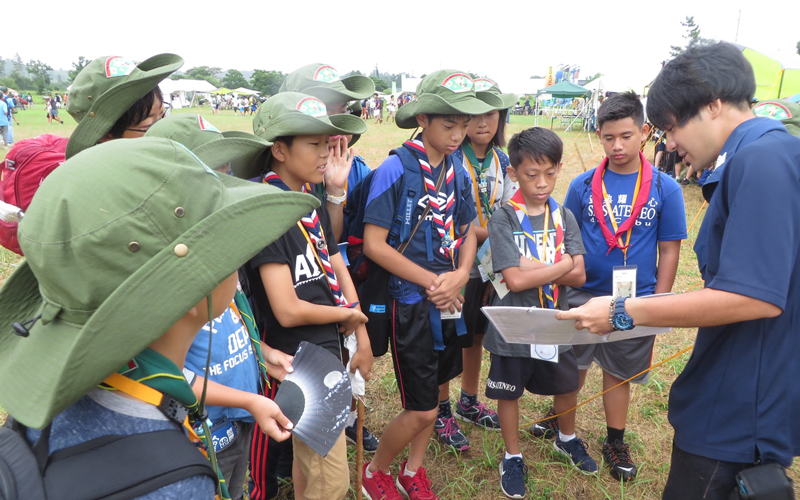 【Japan】JADA Educational Package for the 17th Nippon Scout Jamboree: NewMO! Activities4