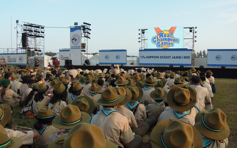 【Japan】JADA Educational Package for the 17th Nippon Scout Jamboree: NewMO! Activities3