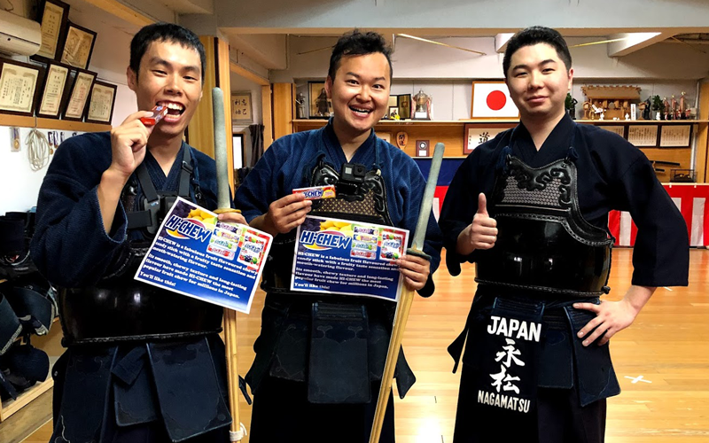 Samurai Trip: Kendo Experience Tour for Travellers from Abroad 2018-20192