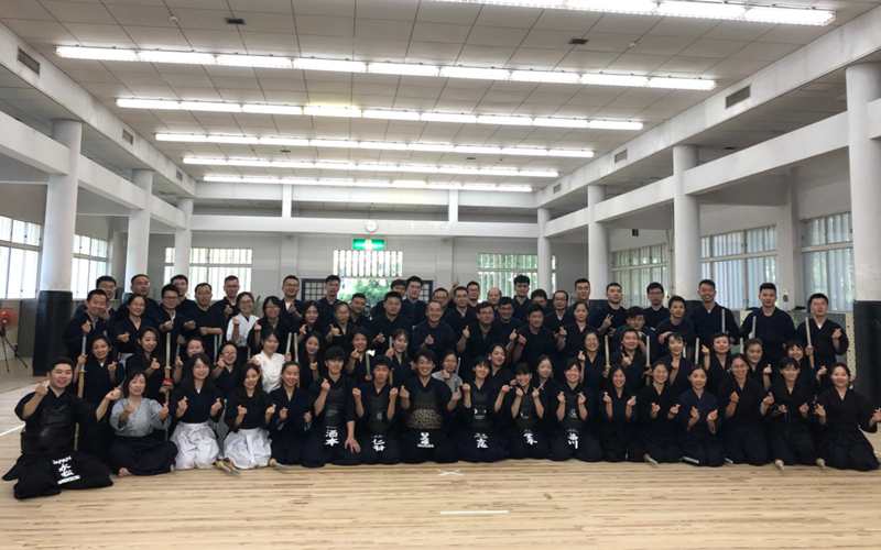 Samurai Trip: Kendo Experience Tour for Travellers from Abroad 2018-20194