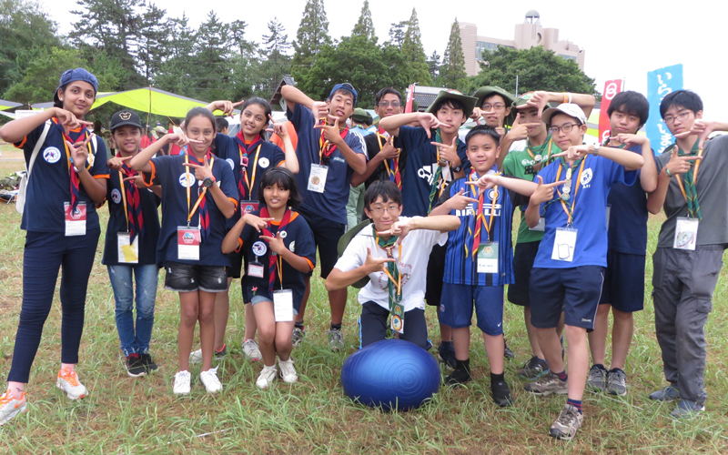 【Japan】JADA Educational Package for the 17th Nippon Scout Jamboree: NewMO! Activities1