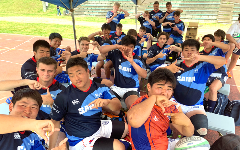 【Japan】Sanix World Rugby Youth Tournament 20192