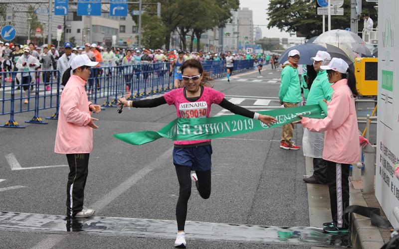 名古屋 シティ マラソン 中止