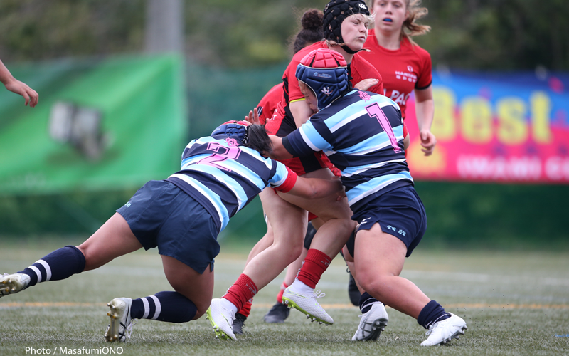 【Japan】Sanix World Rugby Youth Tournament 20193