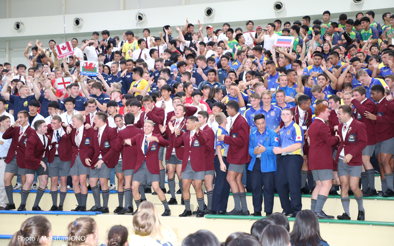 【Japan】Sanix World Rugby Youth Tournament 20191