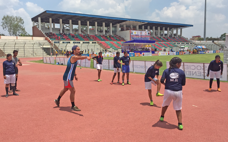 【India】Project Consigned by the Japan Sports Agency:<br/>JSC-JRFU Collaborative Rugby International Competition Project2