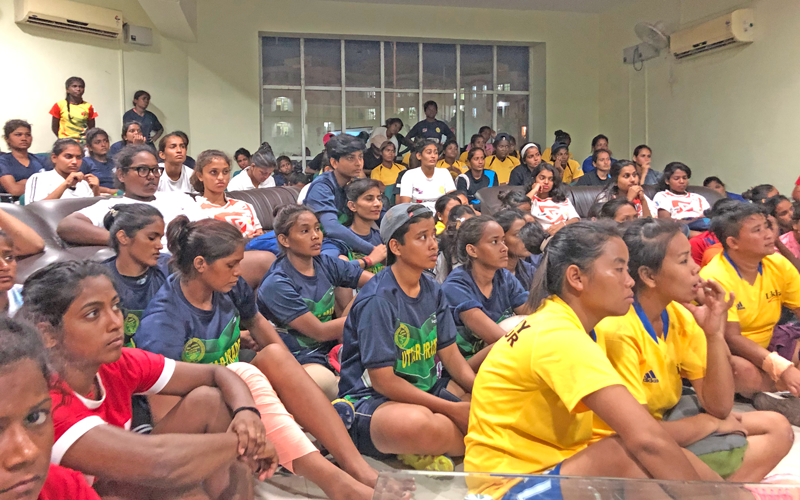 【India】Project Consigned by the Japan Sports Agency:<br/>JSC-JRFU Collaborative Rugby International Competition Project7
