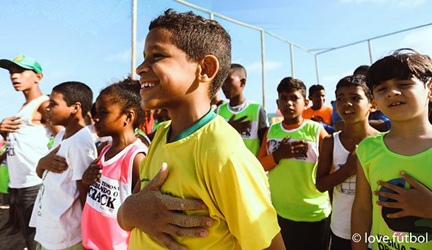 「子どもの命」を守るサッカーグラウンドづくりプロジェクト1