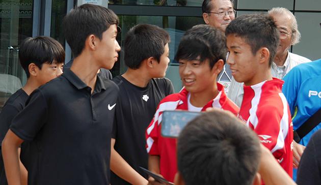 第16回日韓親善少年サッカー交流事業8
