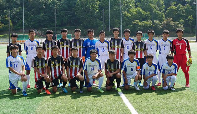 第16回日韓親善少年サッカー交流事業4