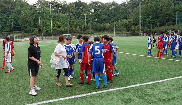 第16回日韓親善少年サッカー交流事業9