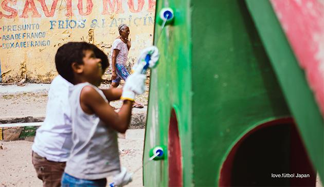 「子どもの命」を守るサッカーグラウンドづくりプロジェクト4