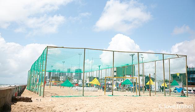 「子どもの命」を守るサッカーグラウンドづくりプロジェクト2