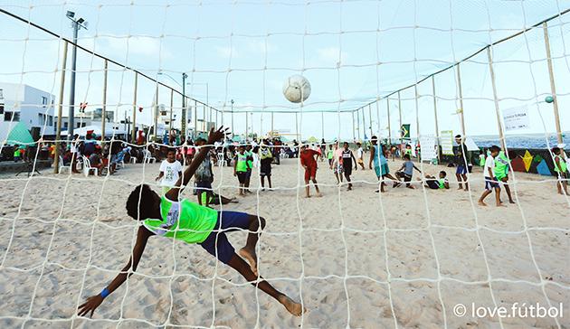 「子どもの命」を守るサッカーグラウンドづくりプロジェクト3
