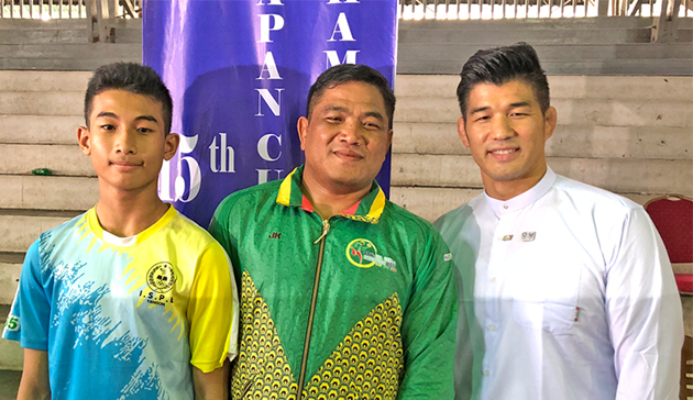 【Myanmar】Japan Sports Agency Commissioned Project International Cultural Exchange Sports Programmes in cooperation with the 15th Judo Japan Cup Cultural Programme  co-hosted by the Embassy of Japan in Myanmar and the Myanmar Judo Federation6