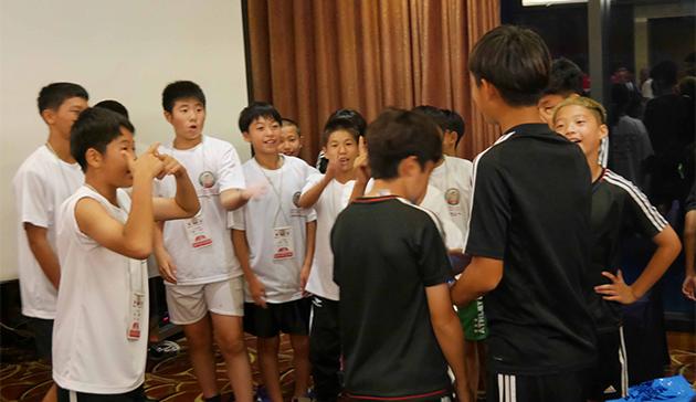 第16回日韓親善少年サッカー交流事業6