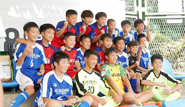 第16回日韓親善少年サッカー交流事業2