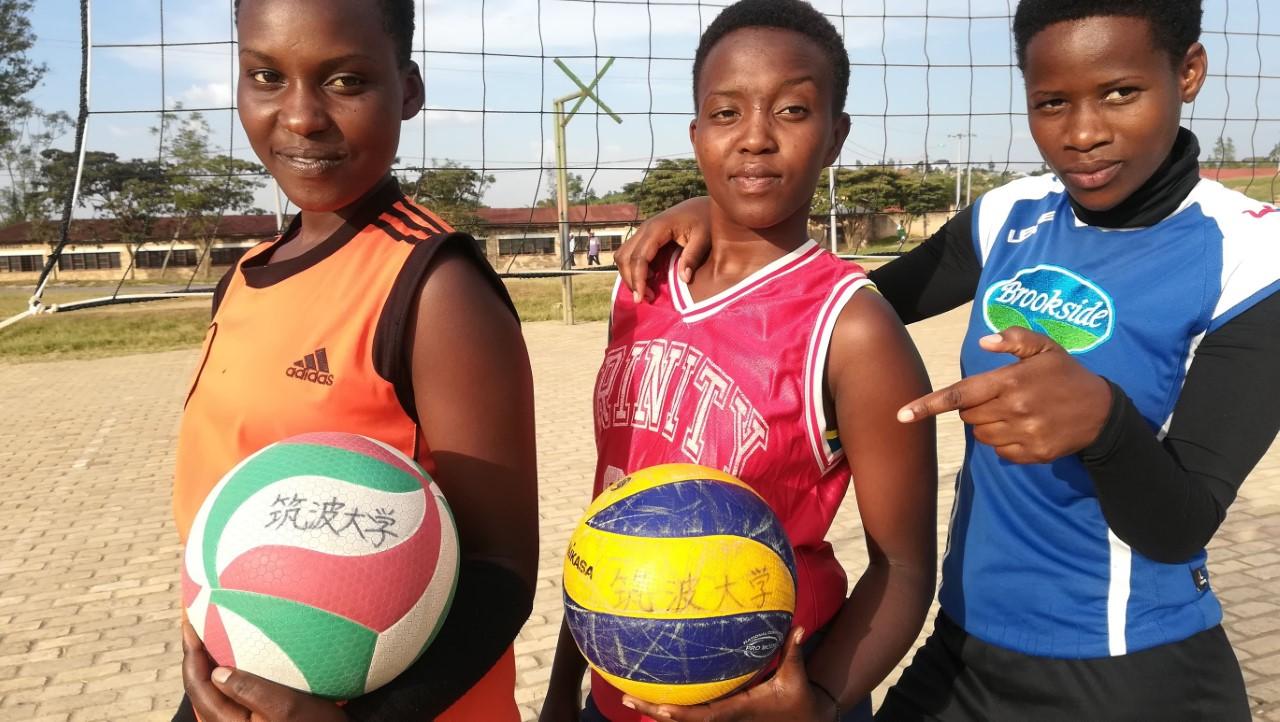 【青年海外協力隊活動レポート】ルワンダ共和国の子供たちにバレーボールの楽しさを!1