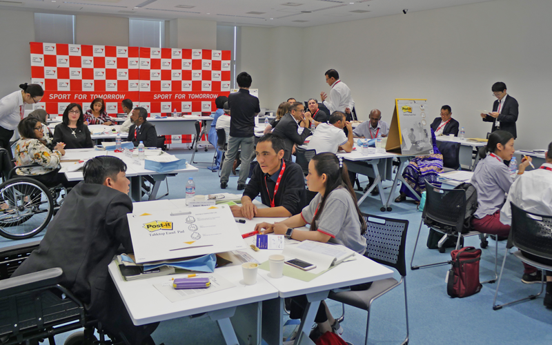 【Japan】Japan Sports Agency Commissioned Project Workshop for enhancing participation of Asian female para-athletes: A collaboration programme of the IPC, APC, JPC and JSC7