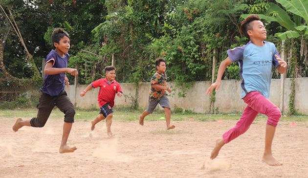 ガールズサッカーフェスタ2019 イン カンボジア4