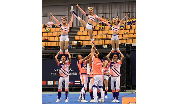 2019 JAPAN OPEN Cheerleading Championship3