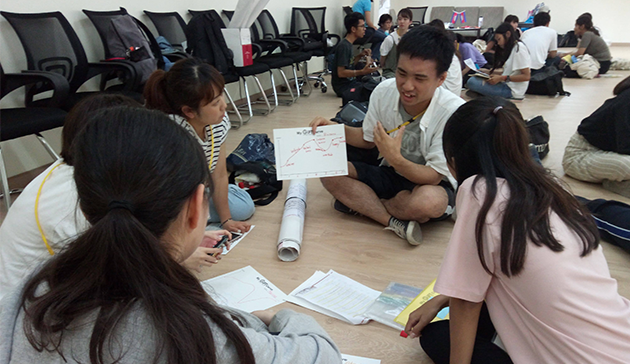 Diversity Voyage in Phnom Penh 2019 Summer2