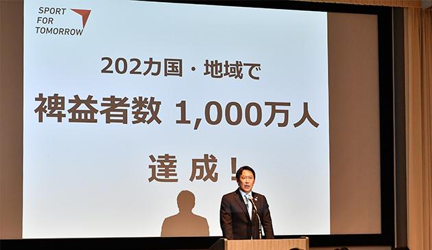 鈴木大地スポーツ庁長官1