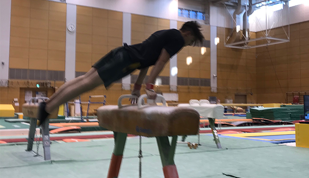 Japan Sports Agency Commissioned Project: JSC/JOC/NF Use Nishigaoka High Performance Center and Other Facilities for Collaboration Project (Gymnastics, South Africa)6