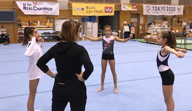 【スポーツ庁委託事業】JSC-JOC-NFによる西が丘ハイパフォーマンスセンター等を活用した連携プログラム(体操競技・モナコ)4