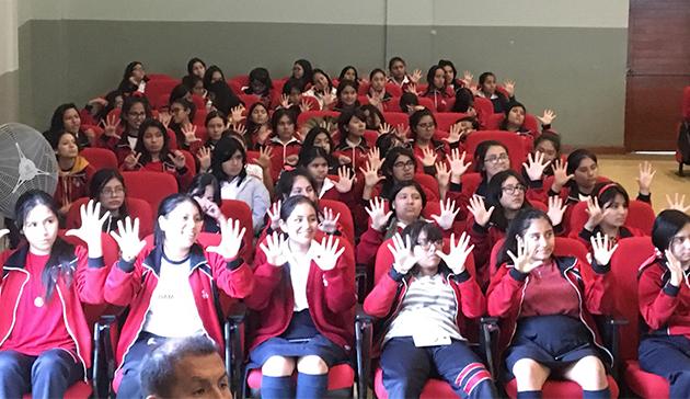 【スポーツ庁委託事業】ペルーにおけるラジオ体操の国際展開 12