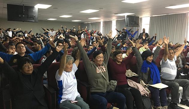 【スポーツ庁委託事業】ペルーにおけるラジオ体操の国際展開 16