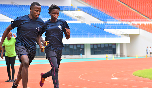 【Zambia】NSSU Expansion of Paralympic Participants (NEPP)2