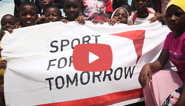 Sport for Tomorrow 2020 (EN Ver.)