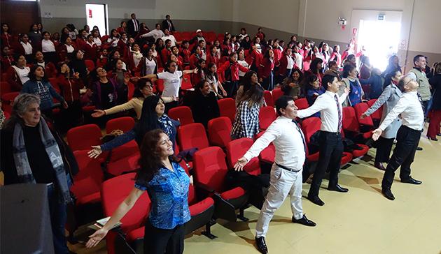 【スポーツ庁委託事業】ペルーにおけるラジオ体操の国際展開 17