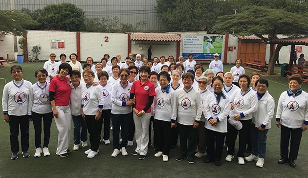 【スポーツ庁委託事業】ペルーにおけるラジオ体操の国際展開 110