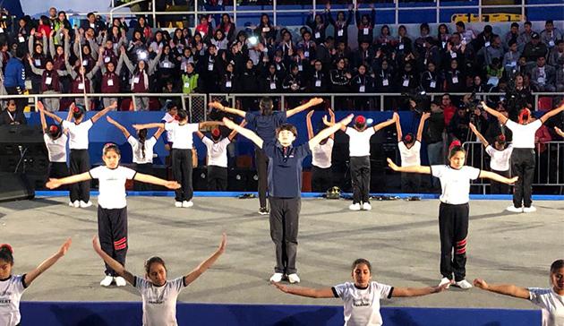 【スポーツ庁委託事業】ペルーにおけるラジオ体操の国際展開 22