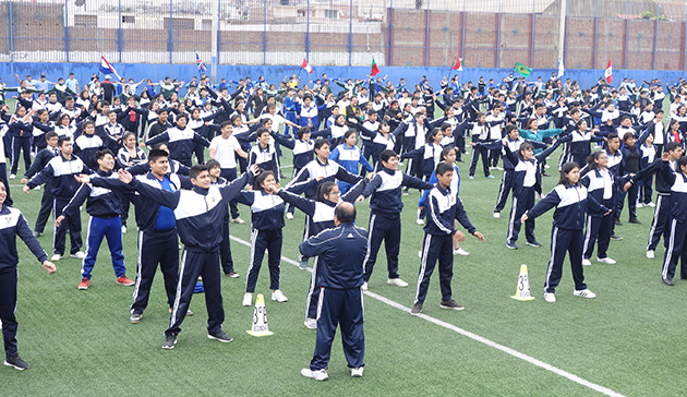 【スポーツ庁委託事業】ペルーにおけるラジオ体操の国際展開 27