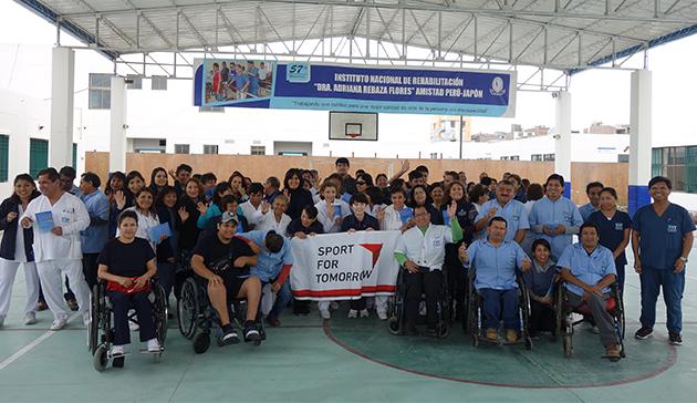 【スポーツ庁委託事業】ペルーにおけるラジオ体操の国際展開 28