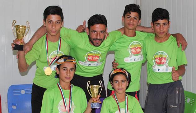 ITTF-ニッタクドリームビルディング難民支援プロジェクト3
