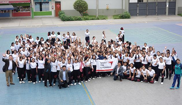 【スポーツ庁委託事業】ペルーにおけるラジオ体操の国際展開 24