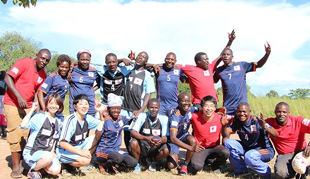 ウガンダ北部の南スーダン難民居住地における教育支援(第 2 期)2