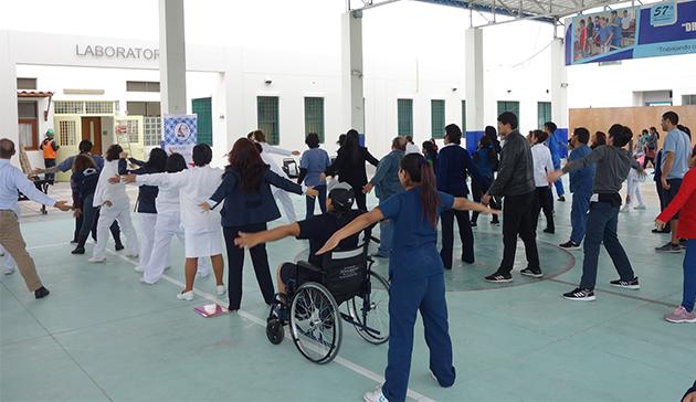 【スポーツ庁委託事業】ペルーにおけるラジオ体操の国際展開 25