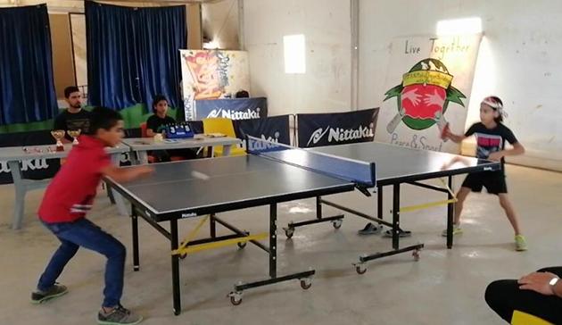 ITTF-ニッタクドリームビルディング難民支援プロジェクト7