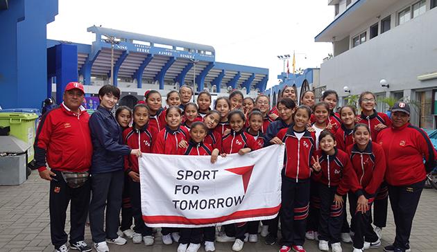 【スポーツ庁委託事業】ペルーにおけるラジオ体操の国際展開 23