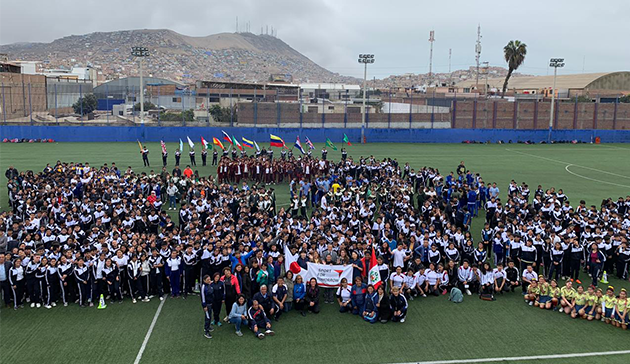 【スポーツ庁委託事業】ペルーにおけるラジオ体操の国際展開 26