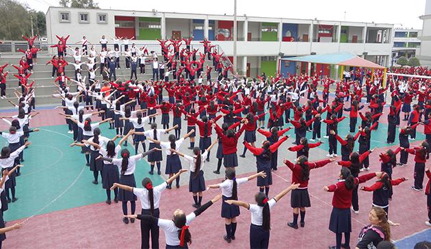 【スポーツ庁委託事業】ペルーにおけるラジオ体操の国際展開 21