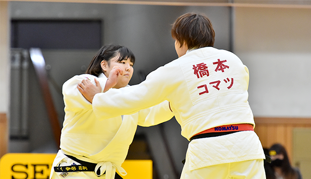 Japan Sports Agency Commissioned Project: JSC-JOC-NF Collaborative Online Judo Project – Internet Delivery of Archived Video of the All-Japan Judo Championship and the Empress Cup of the All-Japan Women's Judo Championship5