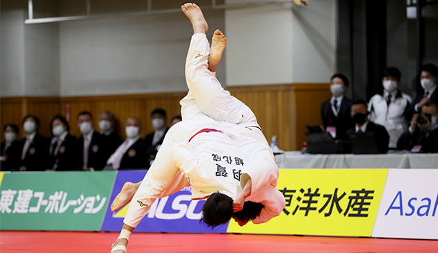 Japan Sports Agency Commissioned Project: JSC-JOC-NF Collaborative Online Judo Project – Internet Delivery of Archived Video of the All-Japan Judo Championship and the Empress Cup of the All-Japan Women's Judo Championship4