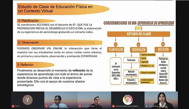 オンラインイベント 「第3回日・ペルー授業研究研修会 ~ペルーの体育科教育における進捗と展望~」5