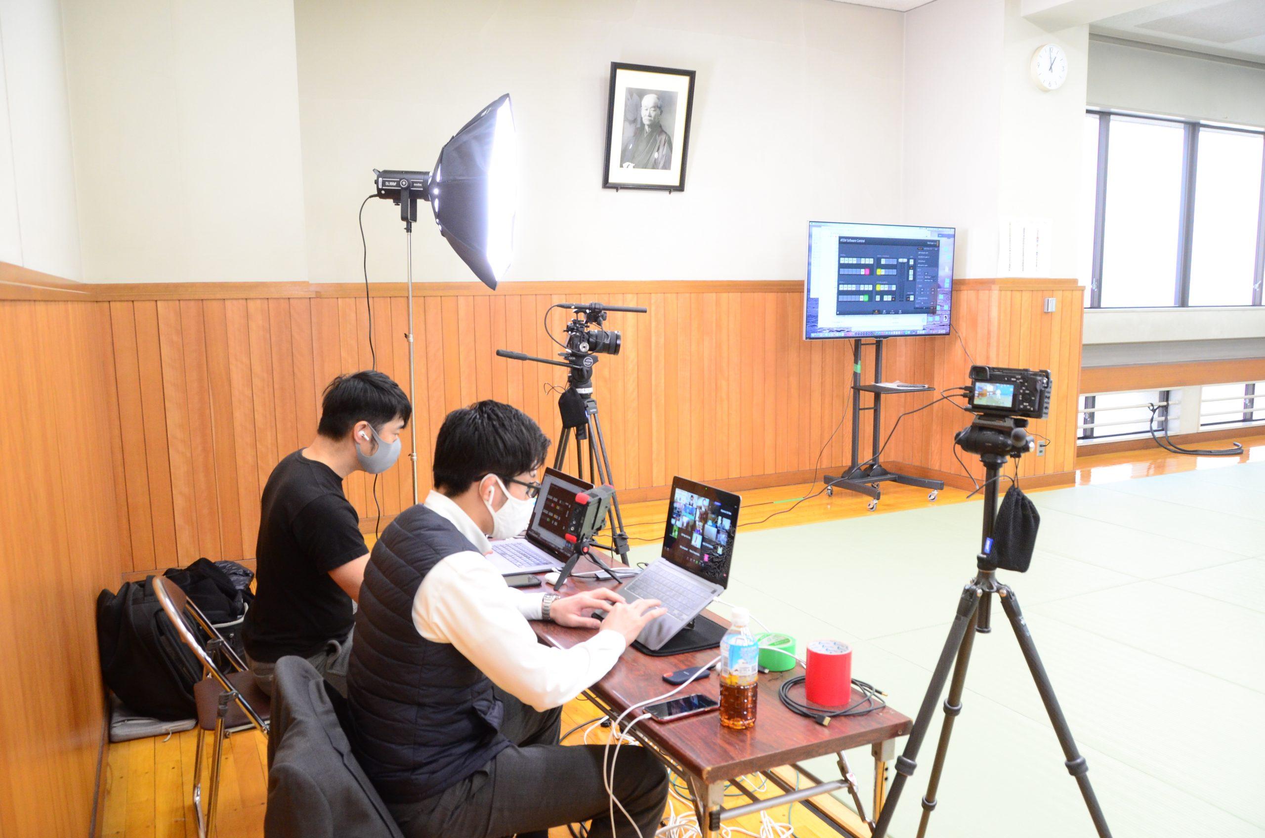 """Judo Exchange Program """"Japan-ASEAN JITA-KYOEI PROJECT"""" Online Seminar by Kodokan4"""